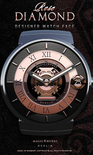 Diamond Watch Face