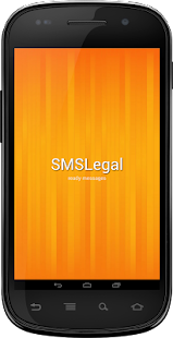 SMSLegal ready messages.- screenshot thumbnail