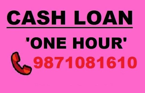 Loan In Cash India In 1 Hour For All - náhled