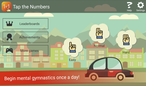 Tap the Numbers (Calculation, Brain training) 3.2.11 screenshots 4
