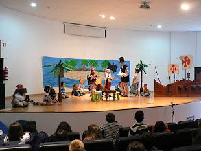 Photo: Peça de teatro foi prova de Hugo Trindade