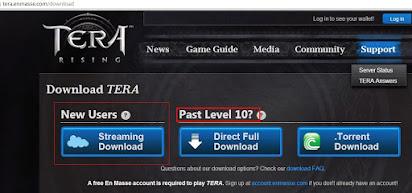Tera online collector's edition eu digital download cd key.