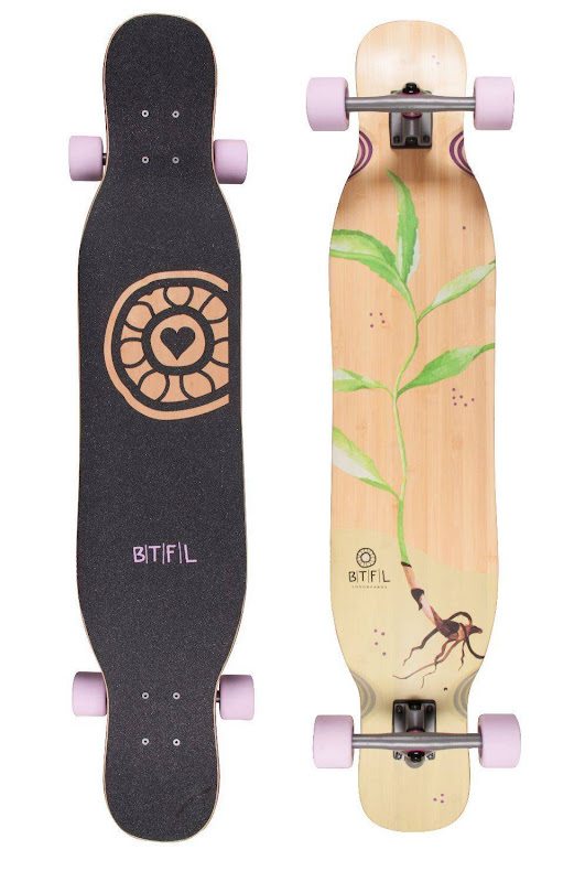 BTFL LONGBOARD - GRACE - DANCER