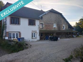 maison à Montbarrey (39)