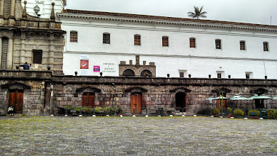 Photo: Day 4: Old Quito, this is the part of the San Fransiscan that was the convent.