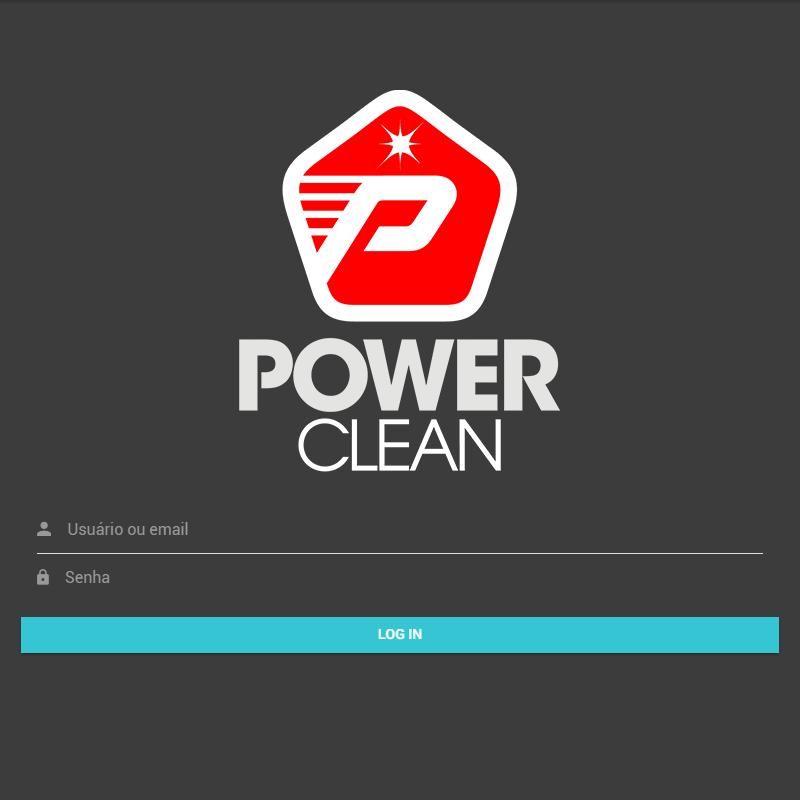 Скриншот Power Clean Menu de Vendas