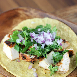 Grilled Chicken Street Tacos Recipe