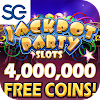Jackpot Party- Free Slot Games App Icon