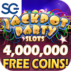 Jackpot Party Jogos do Casino icon