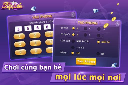 Tiu1ebfn Lu00ean Miu1ec1n Nam - Tien Len -Tu00e1 Lu1ea3-Phu1ecfm -ZingPlay 1.7.061105 screenshots 9