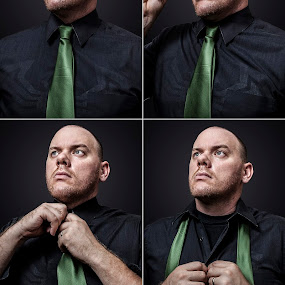 VENOM by Jonathan Stolarski - Digital Art People ( studio, clark kent, superman, venom, portrait,  )