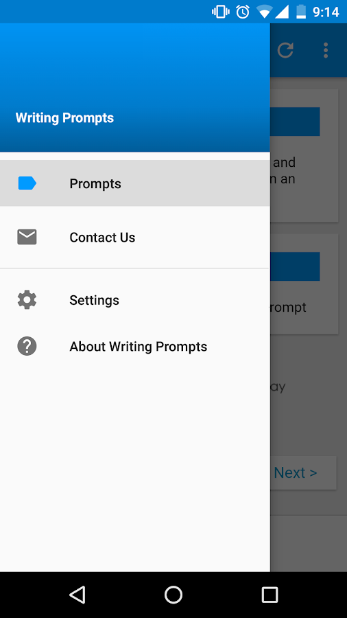 Essay helper app prompt 4