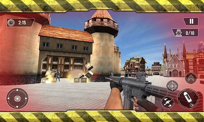Anti Terrorist Counter Attack - screenshot