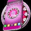 Clock Live Wallpaper app icon