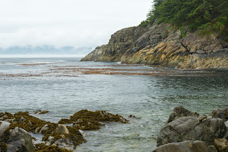 Photo: Cove on Georges Island