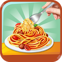 Pasta Cooking Food Maker Kitchen icon