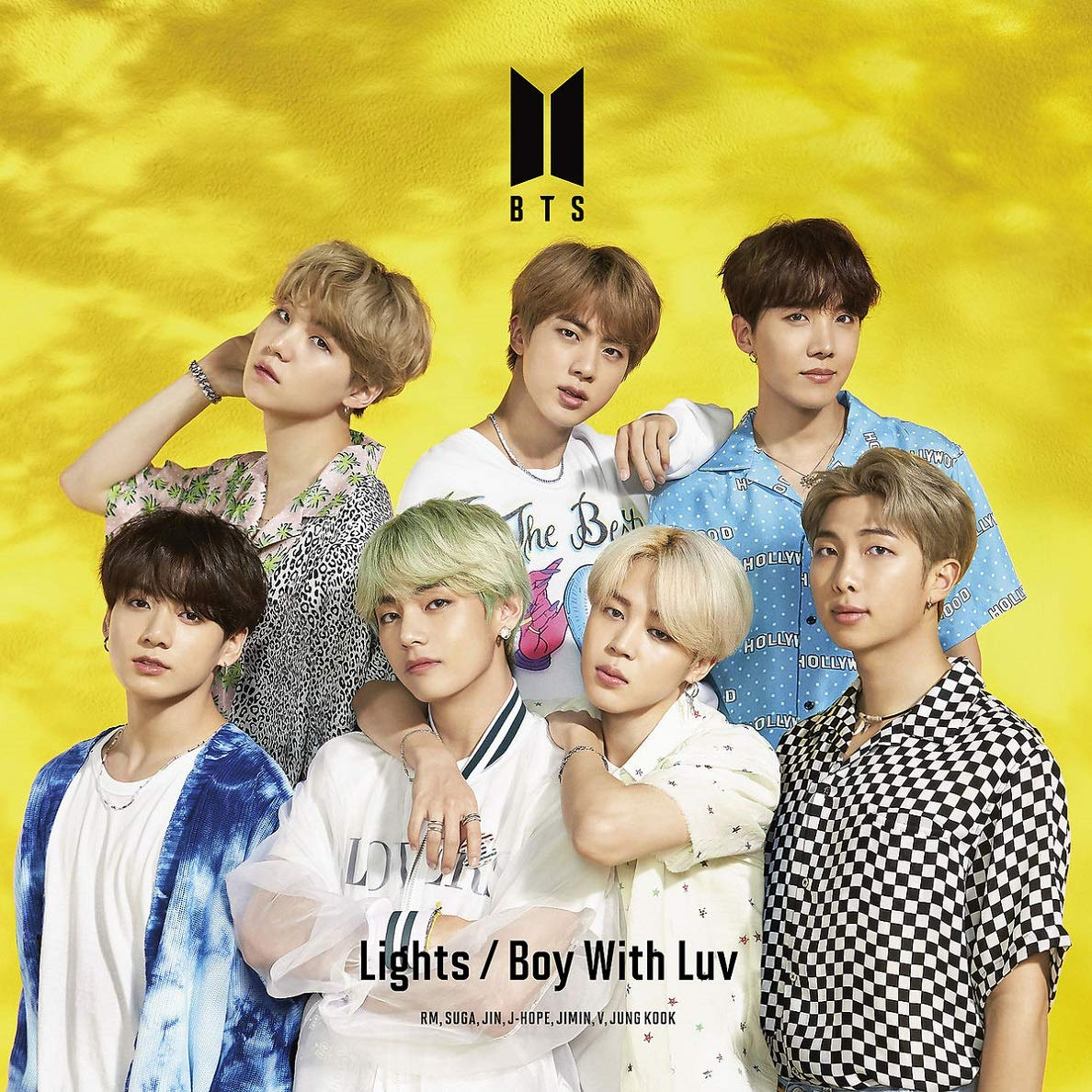 BTS-Boy With Luv