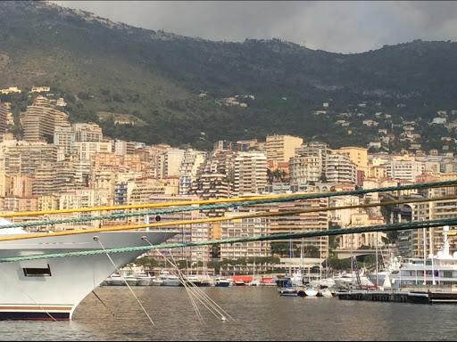 Monte Carlo from Regent Mariner