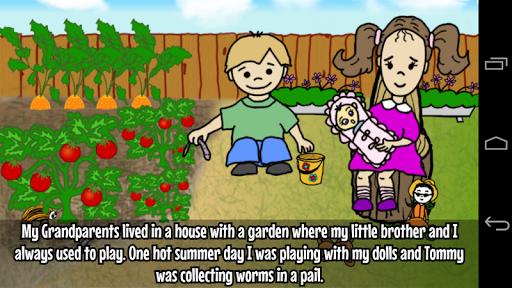 Rita's tales for children screenshot 7