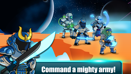 Space Warriors - Sci-fi Strategy Combat Game 1.0 androidappsheaven.com 2