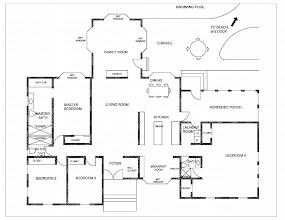 Photo: Sandy Pines Floorplan