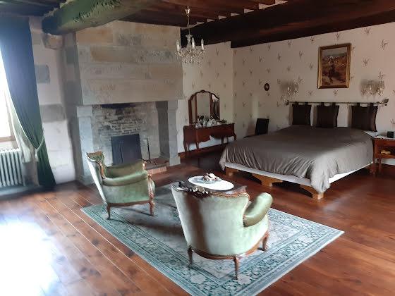 Vente manoir 6 pièces 300 m2