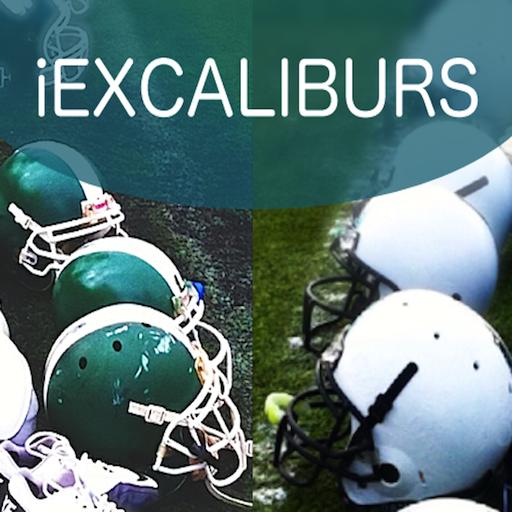 iExcaliburs 2015 運動 LOGO-玩APPs