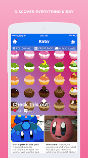 Kirby Amino Android Apps On Google Play