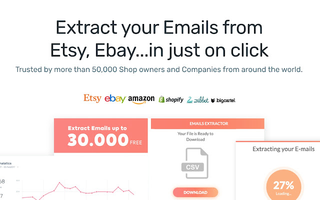 Emails Extractor