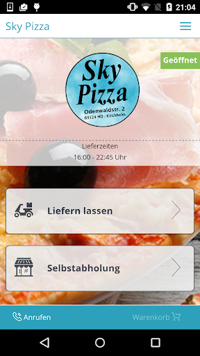 Sky Pizza Heidelberg