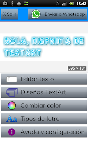TextArt u2605 Cool Text creator 1.2.0 Apk for Android 10