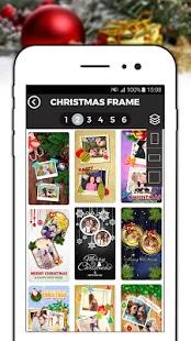 Santa's New Year Photo Frames - náhled