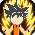 Super Stick Saiyan Warriors - Stick Z Fight 1.0.0