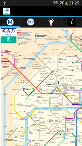 Metro Map Paris Map and Tips Apk 103 Download Only APK file for