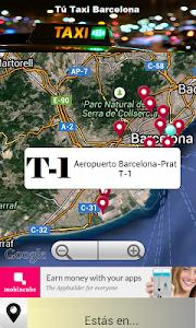 TúTaxi Barcelona screenshot 3