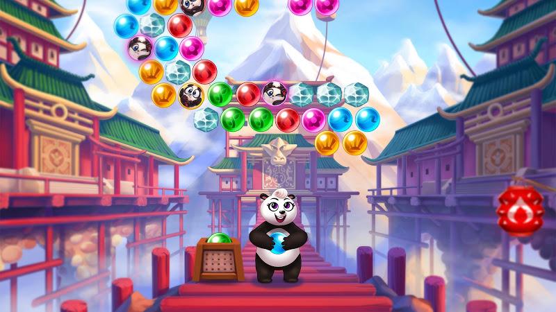 Panda Pop! Bubble Shooter Saga & Puzzle Adventure Screenshot 5