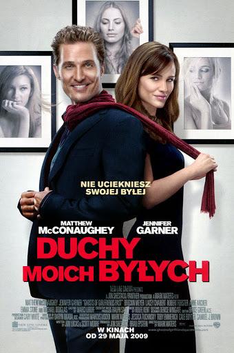 Przód ulotki filmu 'Duchy Moich Byłych'