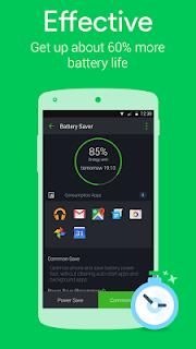 Power Battery - Battery Saver screenshot 01