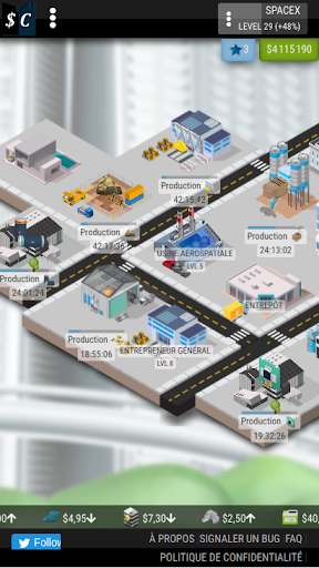 Télécharger Sim Companies APK MOD (Astuce) screenshots 1