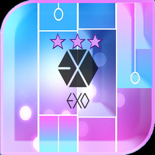 EXO Full Album Piano Tiles (game)