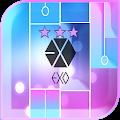 EXO Full Album Piano Tiles