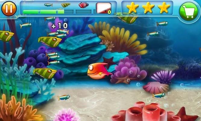 Fishing Game - screenshot