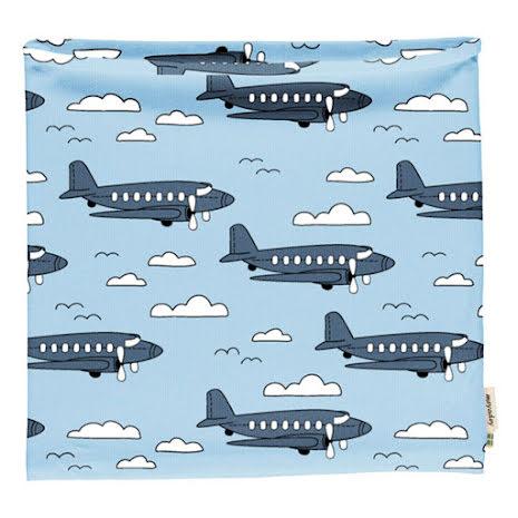 Maxomorra Scarf Tube Airoplane Sky