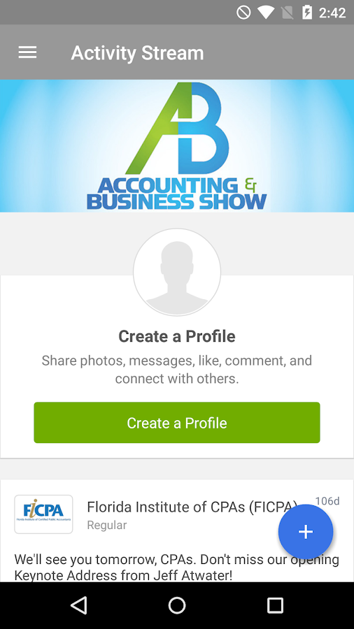Accounting & Business Show- screenshot