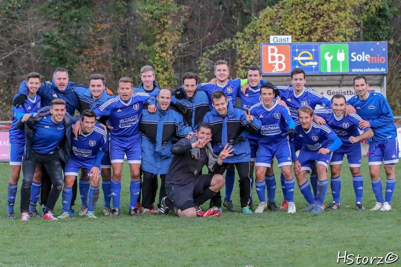 TVK I – FC Denzlingen II  6:4 (1:3)