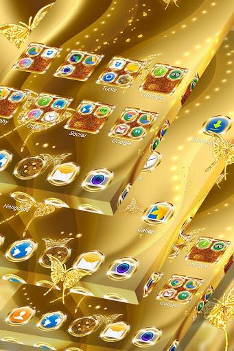 Golden Launcher 1.284.1.83 screenshots 5