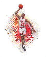 Photo: Micheal Jordan by Charis Tsevis (Gatorade Evoluciona & New Line 3 Series campaigns) http://www.behance.net/gallery/Gatorade-Evoluciona-New-Line-3-Series-campaigns/2678799