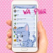 GB WA Pink Transparan 2019