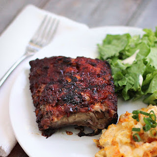 Simple & Tender Barbecued Ribs