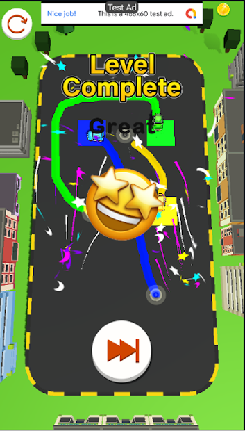 Draw Road – Parking Master Games